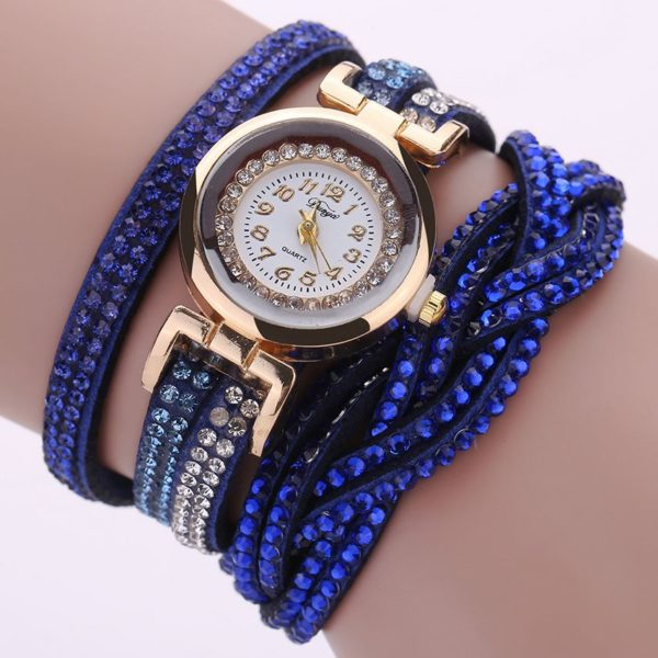 Часы Duoya Rhinestone