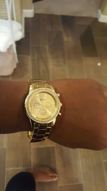 Часы Geneva Crystal