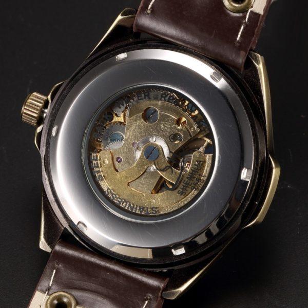 Часы Adventure Skeleton