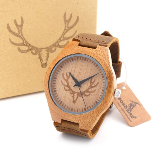 Часы Bamboo