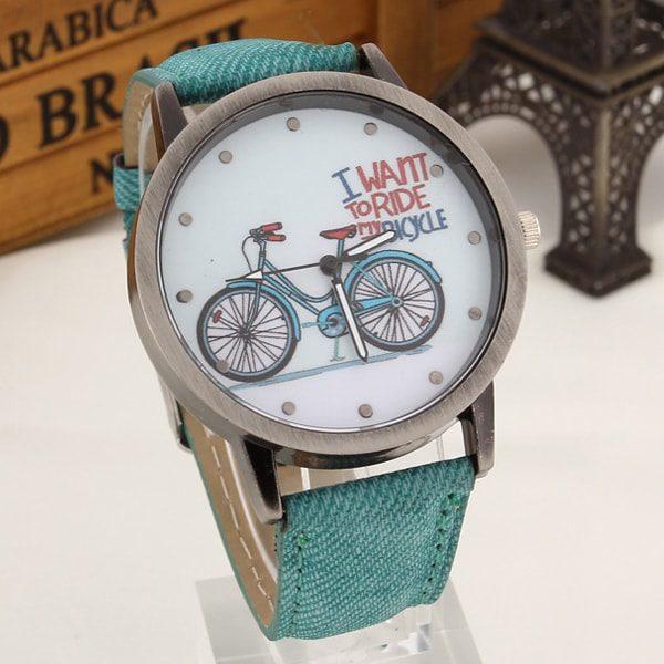 Часы Bicycle
