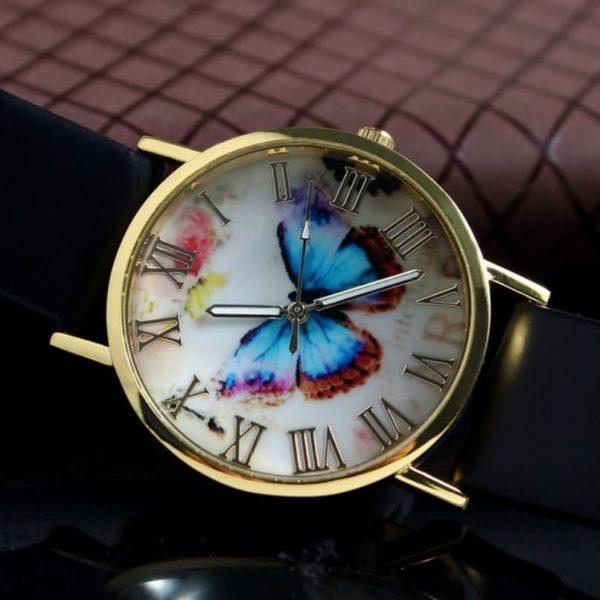 Часы Butterfly