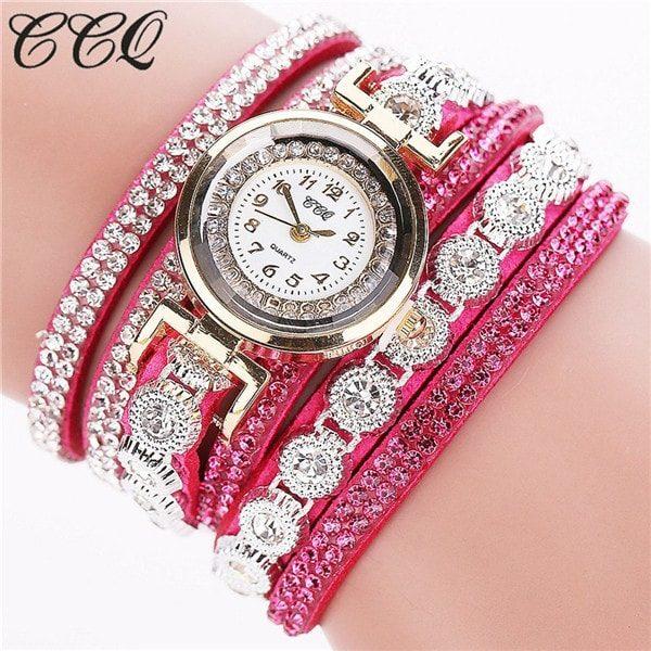 Часы CCQ Diamond