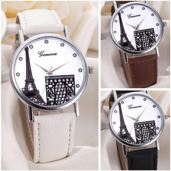 Часы Eiffel Tower