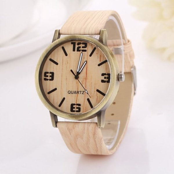 Часы Fresh Wood