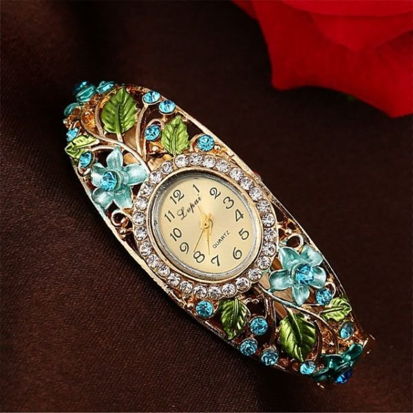 Часы Lupai Flower