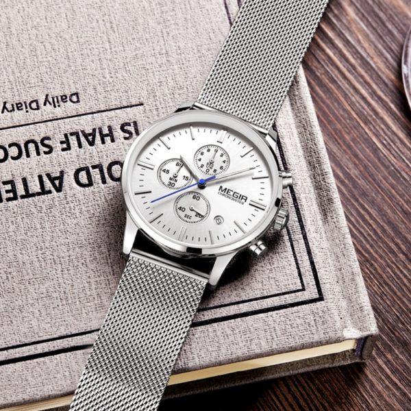 Часы Megir Slim