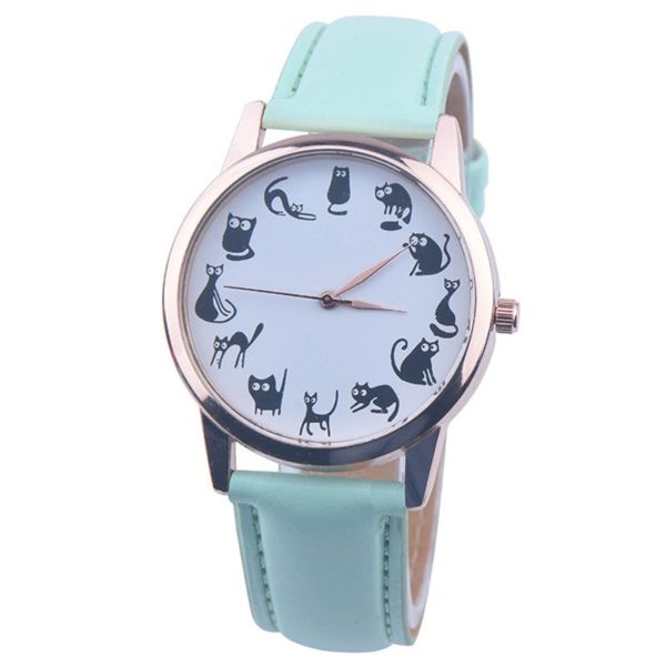 Часы Montre Cats
