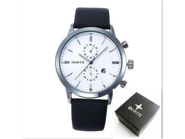 Часы North Leather