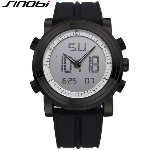 Часы Sinobi Digital