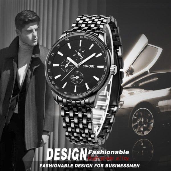 Часы Sinobi Fashion