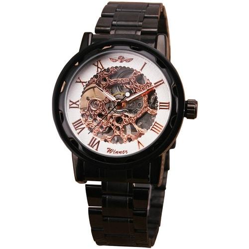 Часы Skeleton