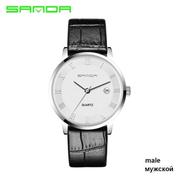 Часы Тонкие Sanda