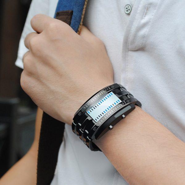 Часы Led Skmei