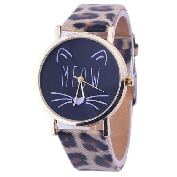 Часы Meow