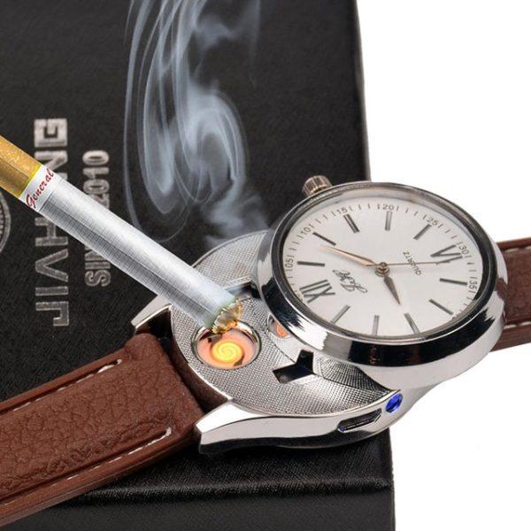 Часы Зажигалка