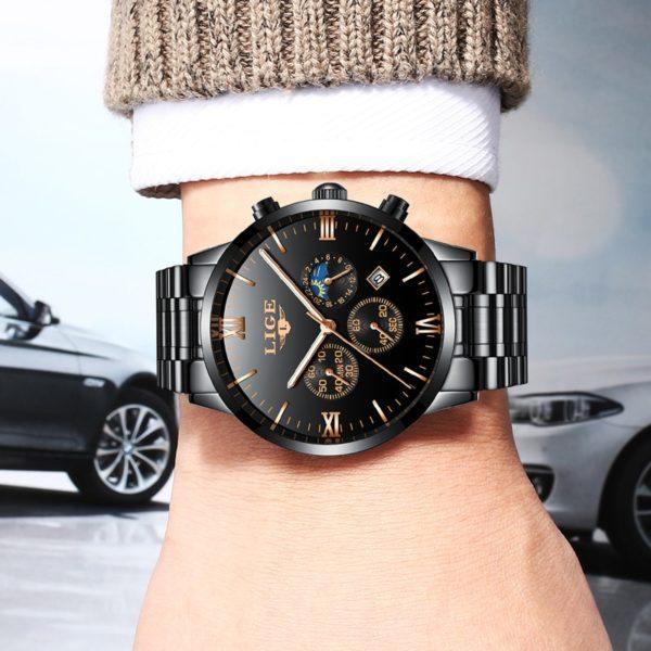 Часы Lige Sun