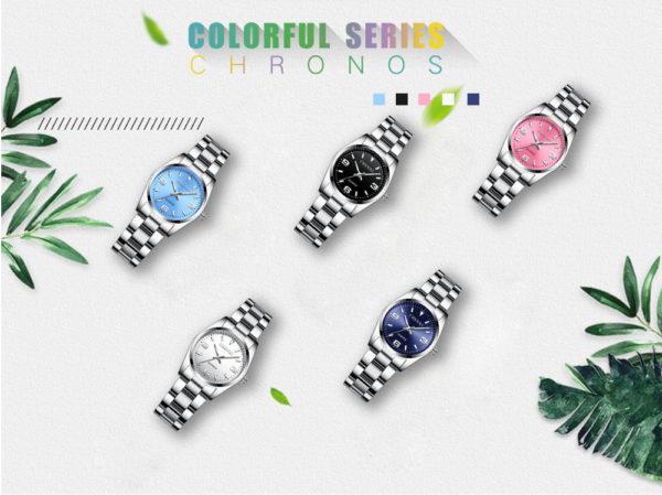 Часы Chenxi Feel