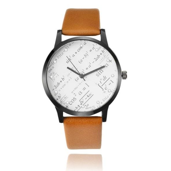 Часы Math