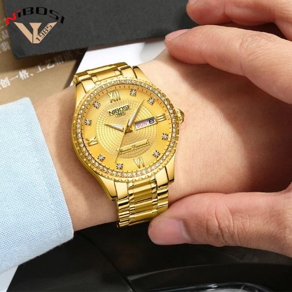 Часы Nibosi Vip