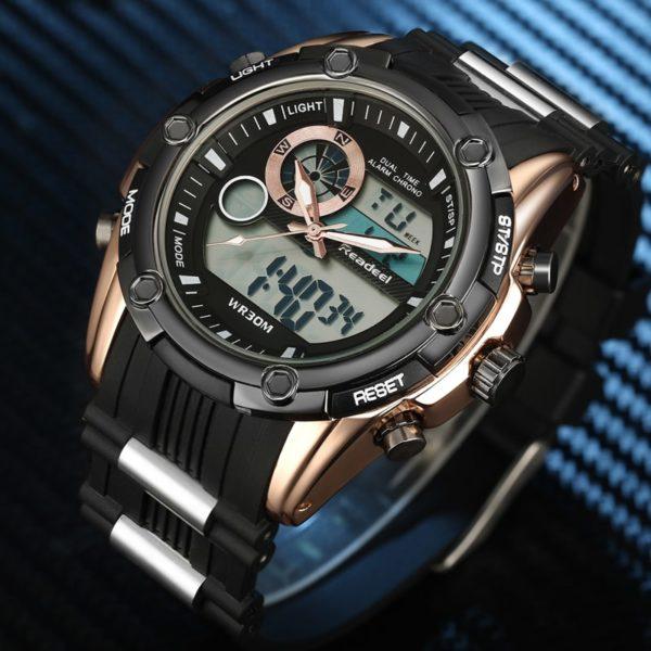 Часы Flexion