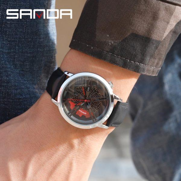 Часы Porsche Sanda