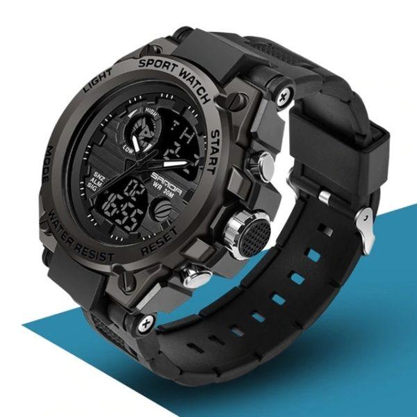 Часы Sanda 739 Wolf