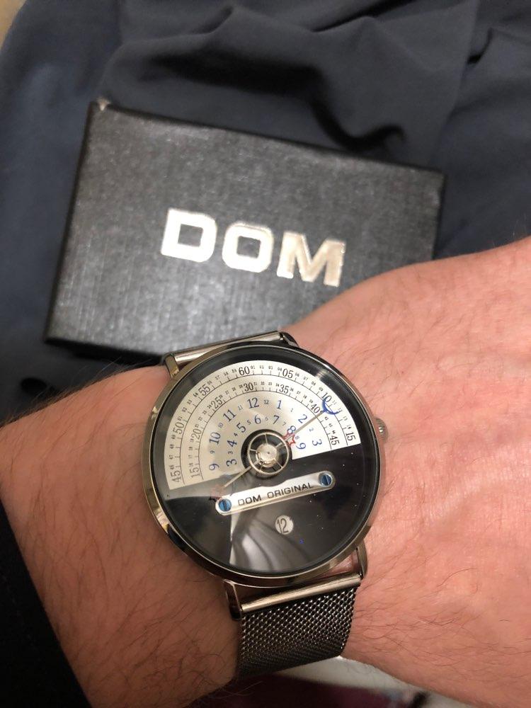 Часы Dom Original